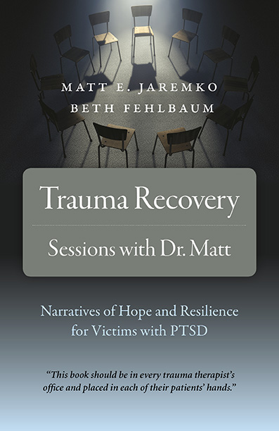 Giving Thanks for the Opportunity to Share a Message of Hope and Resilience with Trauma Survivors