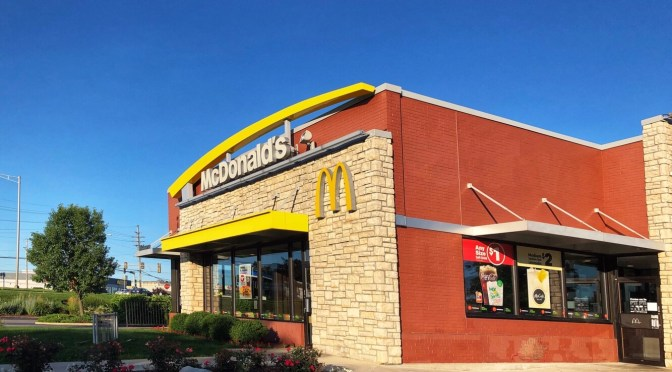 What The Heck Is Going On With McDonald's?