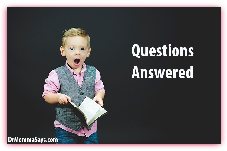 Dr. Momma continues her blog series about treatments for ear infections and addresses 10 common ear tube questions frequently asked by parents.