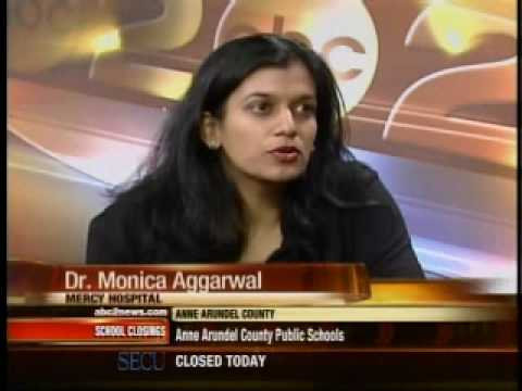 WMAR Heart Health with Dr. Monica Aggarwal