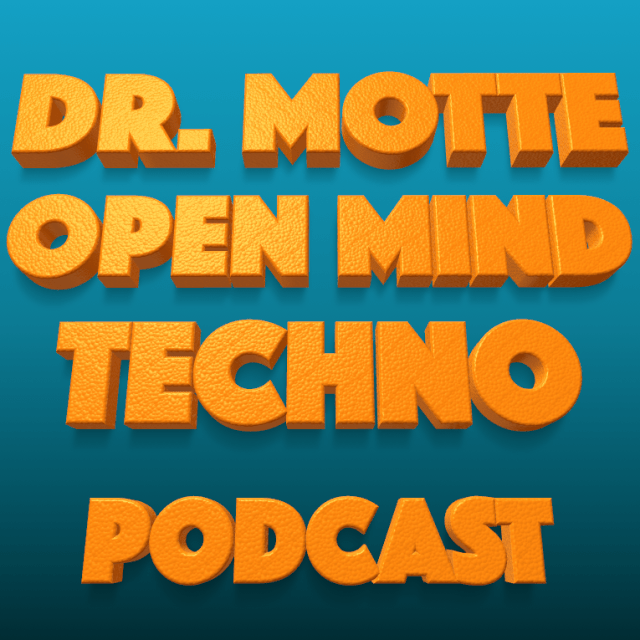 Listen To The New Dr. Motte Podcast