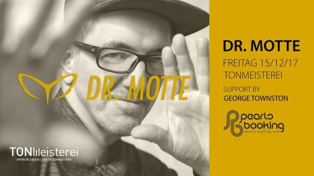 dr. motte tonmeisterei rosenheim techno