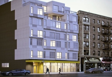 Prefab Apartment In New York