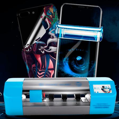 máquina de Corte de Precisión inteligente para teléfono móvil