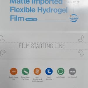 Pelicula Hydrogel flexible MATE SS-057E