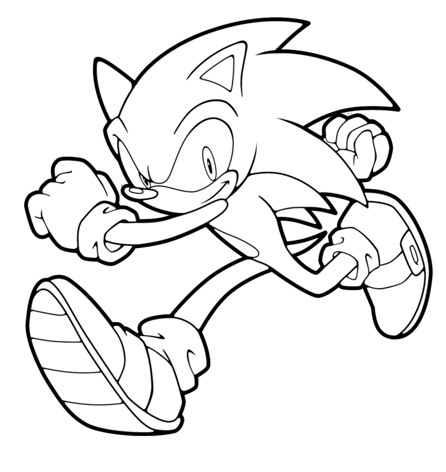 Sonic Coloring Pages 2018 Dr Odd