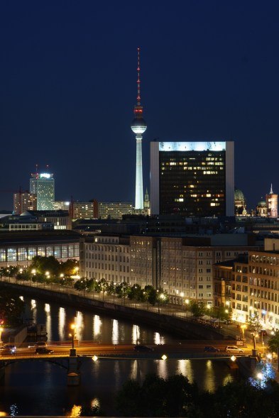 Berlin, Fernsehturm