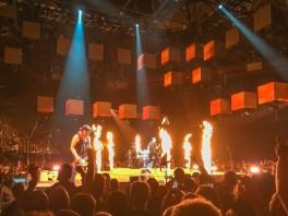 London 2017, Metallica in Birmingham