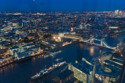 London 2017, Tower Bridge und Tower