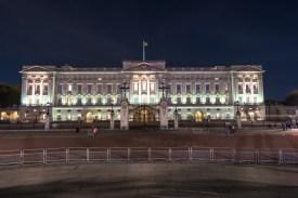 London 2017, Buckingham Palace