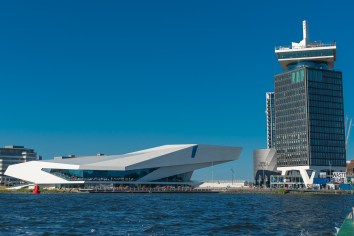Eye Film und Foto Museum, A´Dam Tower