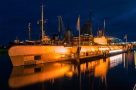 Bremerhaven, Museumshafen