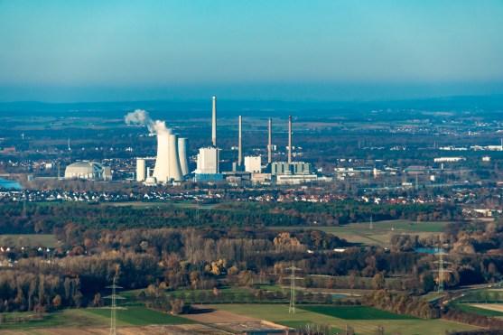 Kraftwerk Staudinger