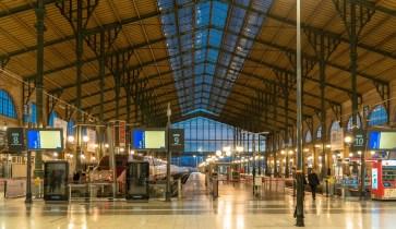 Bahnhof Gare du Nord