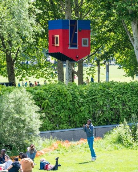 Im Parc de la Villette