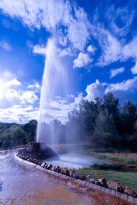 Geysir in Andernach