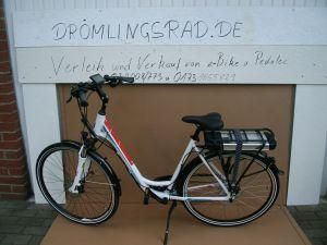 E-Bike - Umbau von Drömlingsrad in Kunrau