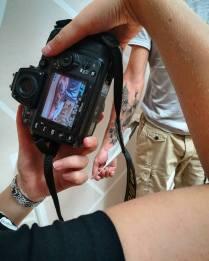 27.07.2017. Fotografiranje tetovaža naših korisnika za izložbu Moje slike, moji snovi