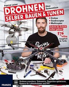 drohnen selber bauen und tunen buch quadrocopter