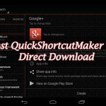 Latest QuickShortcutMaker 2.4.0 Direct Download