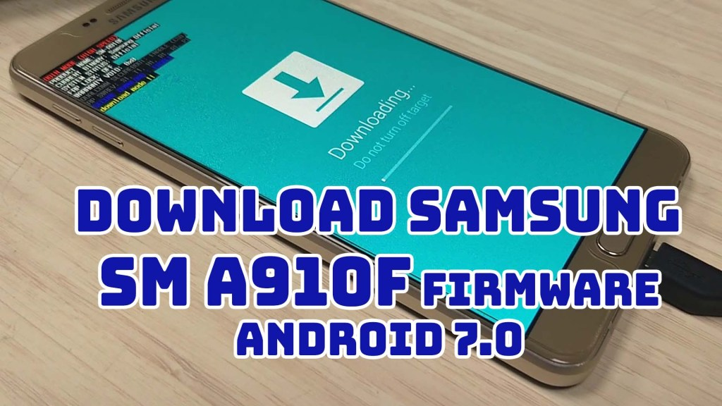 A910F Firmware Files Download