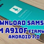 Samsung A910F Firmware Files Download