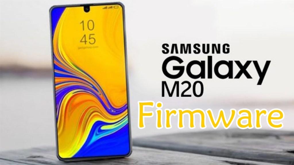 Samsung Galaxy M20 Firmware