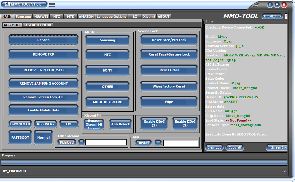 Download MMO Tools V1.0