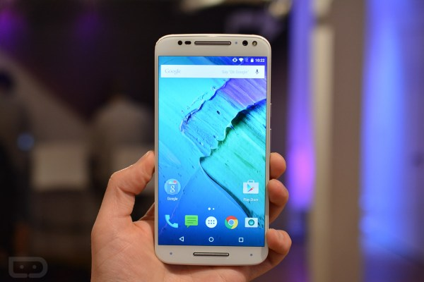"Moto X Pure Edition ""Style"" Specs (Official) 