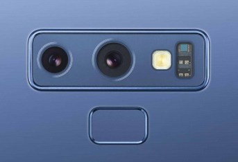 Image result for Samsung Galaxy Note 9 back camera
