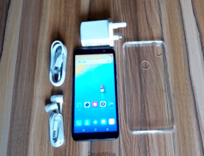 Tecno Camon CM (CMore) Unboxing Review and Antutu Benchmark 14