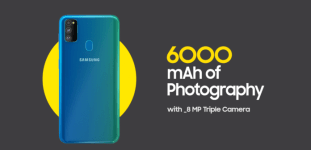 The Specifications Of Samsung Galaxy M30s with 6000 MAH battery leaked 1