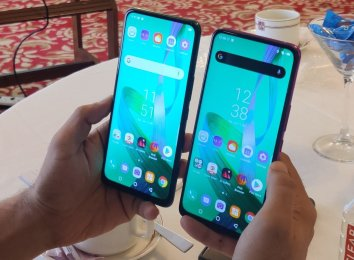 Exlusive: Infinix S5 Pro live images; 48 MP main camera tipped 2