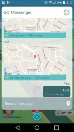 Messenger for Pokémon GO 2.1.2 Apk Mod Version Latest