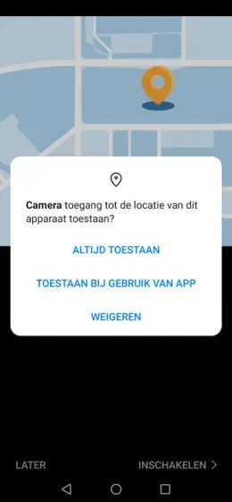 Huawei Mate 20 Pro Android 10 permissions