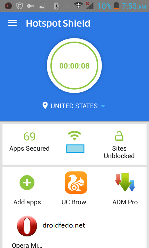 download hotspot shield for android apk