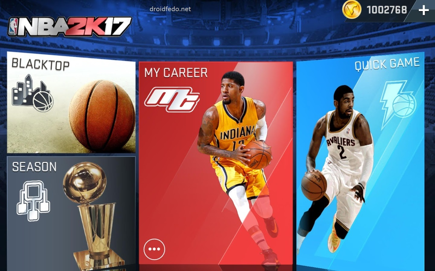 NBA 2K17 apk for android