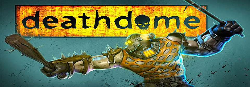 death dome review a good looking game that we ve seen before