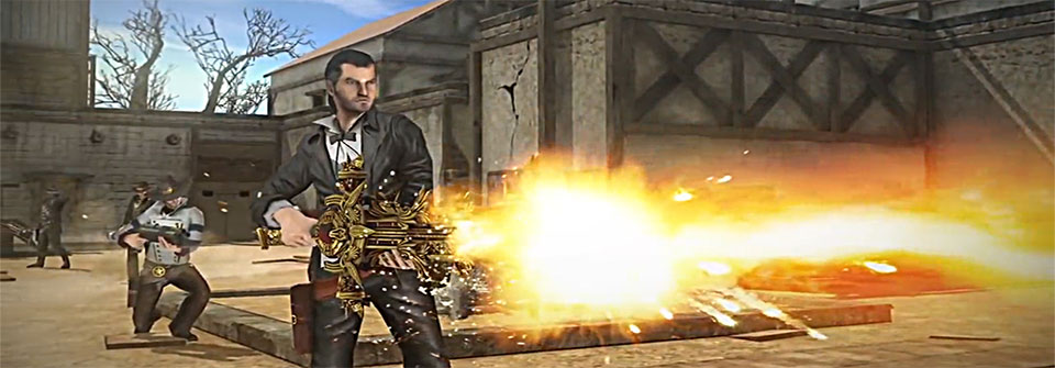 Gameloft Releases A New Trailer For The Introduction Of In Six Guns Gang Showdown