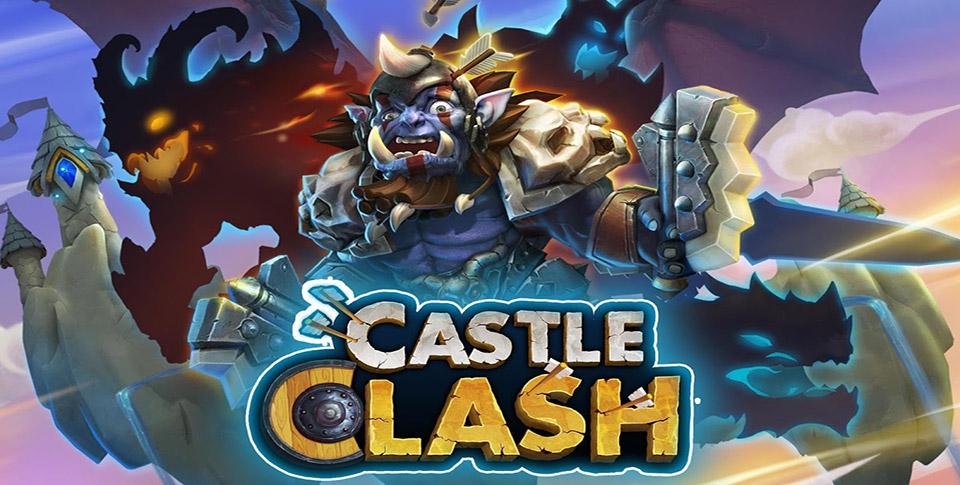 """Generateur """"Castle Clash"""" mod"""
