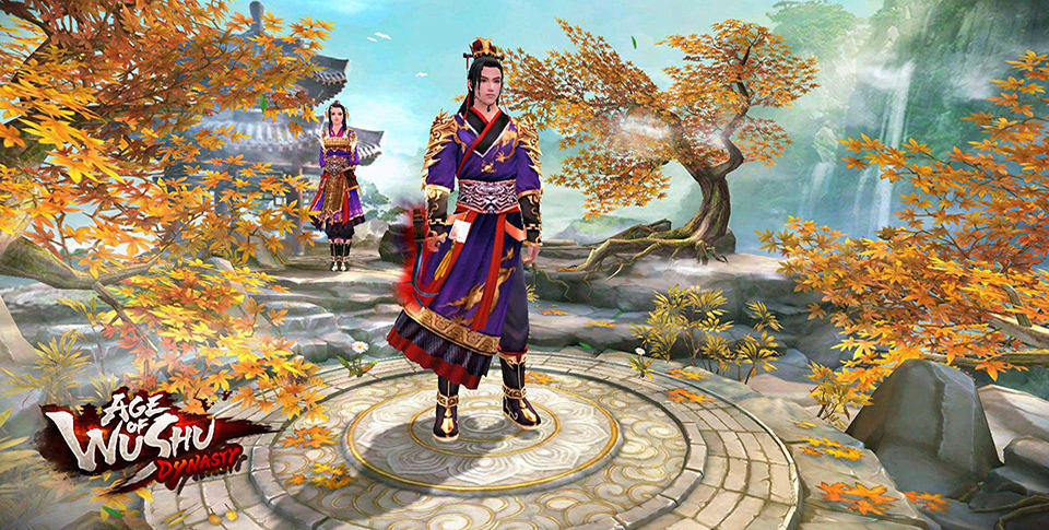 Snail Games has released the first major update for their other MMORPG on  mobile devices called Age of Wushu Dynasty. If you aren't familiar with  this ...