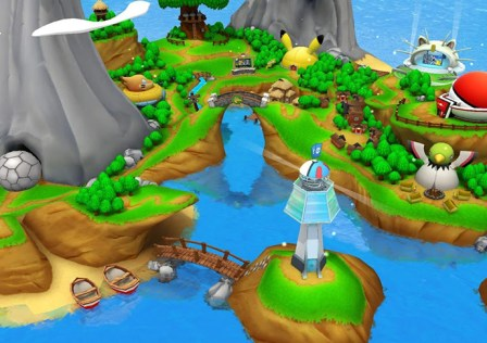Pokemon-Camp-Android-Game