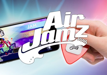 AirJamz-Music-Android-App