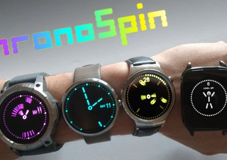 ChronoSpin-Android-Wear-Game