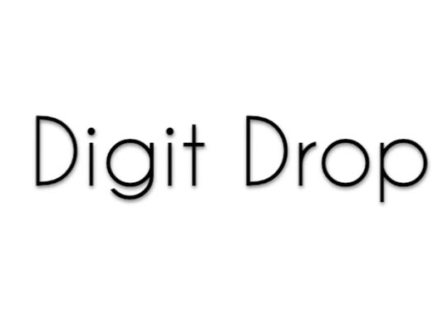 DigitDropTop