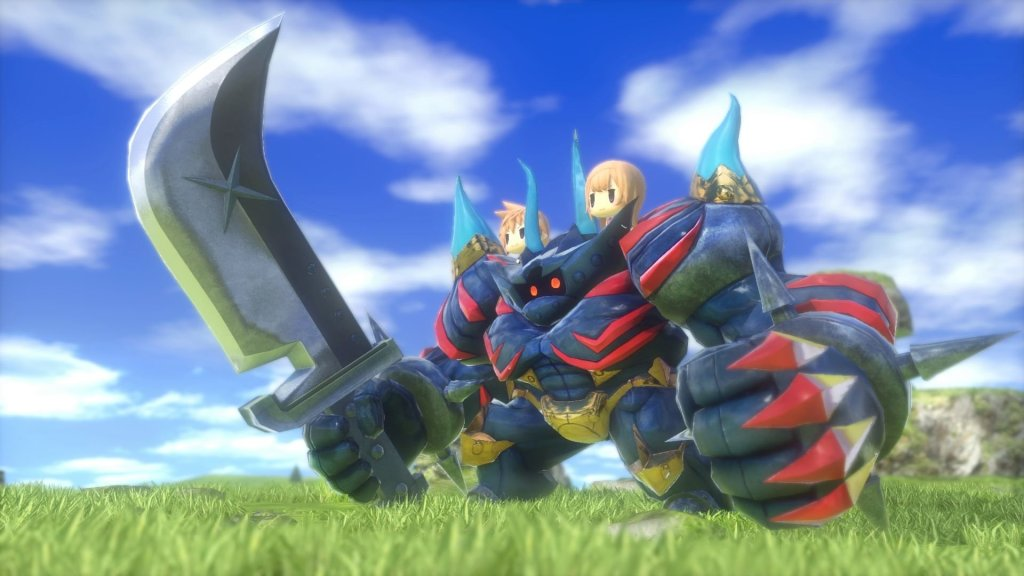 World of Final Fantasy Android