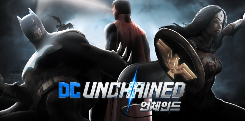 DC Unchained Android