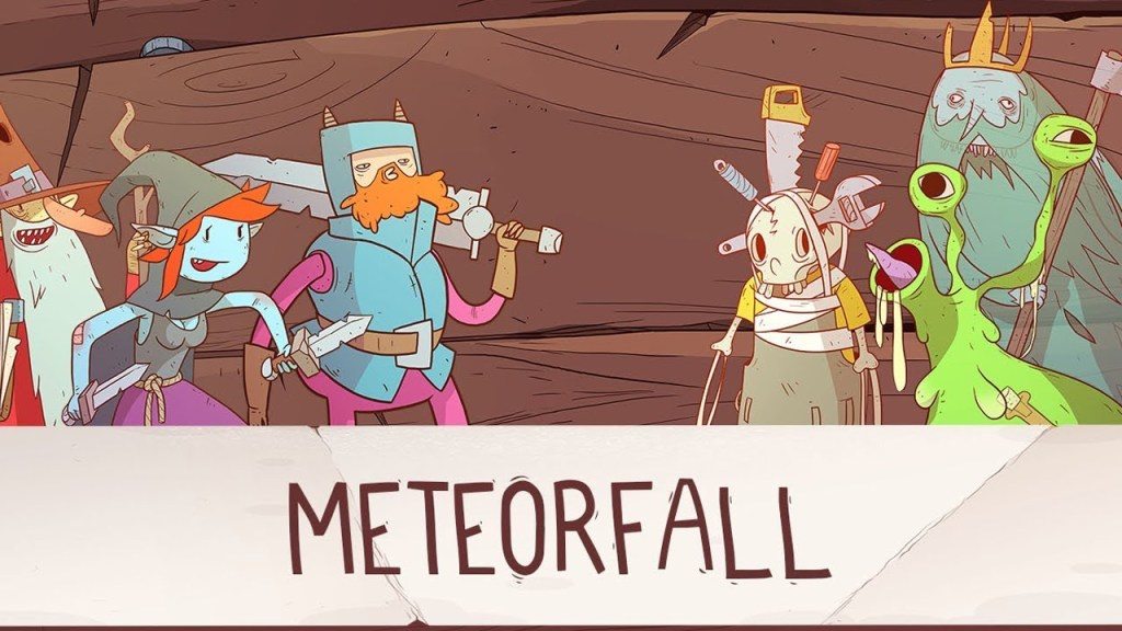 Meteorfall Android