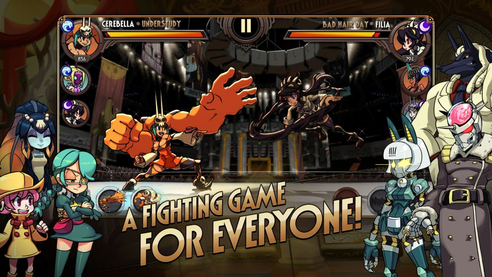 Skullgirls Android