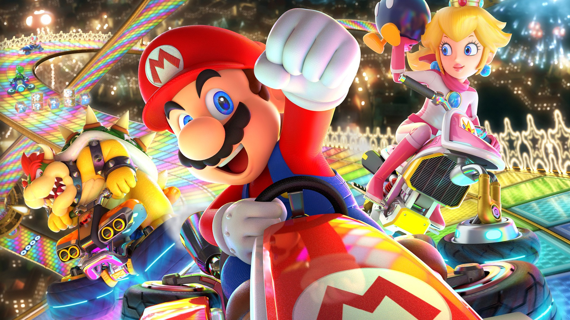 Mario Kart Tour for Android and iOS Delayed to Summer 2019